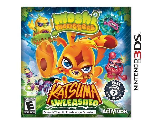 Moshi Monsters: Katsuma Unleashed for Nintendo 3DS