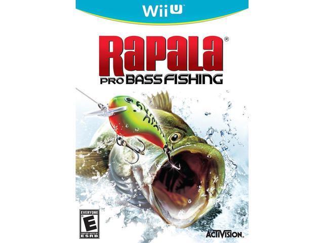 Rapala Pro Bass Fishing Wii U