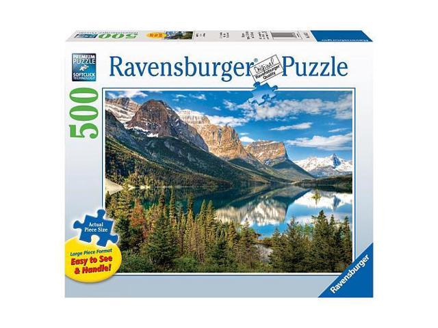 500 Piece Large Format Puzzle - Beautiful Vista