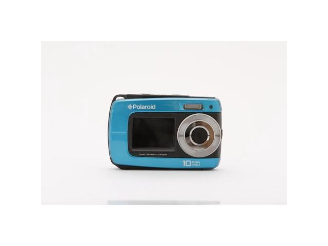 Polaroid iF045 14MP Waterproof Digital Camera - Blue