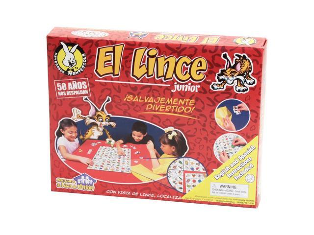 El Lince Jr. Game - Spanish Game
