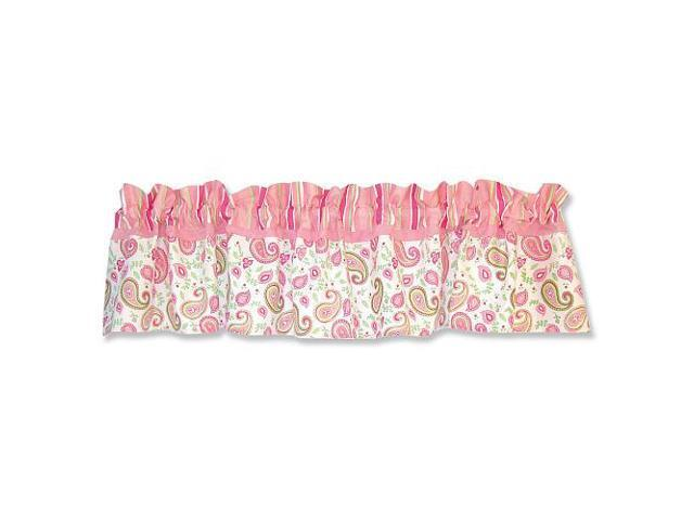 Trend Lab Paisley Park Window Valance - 82