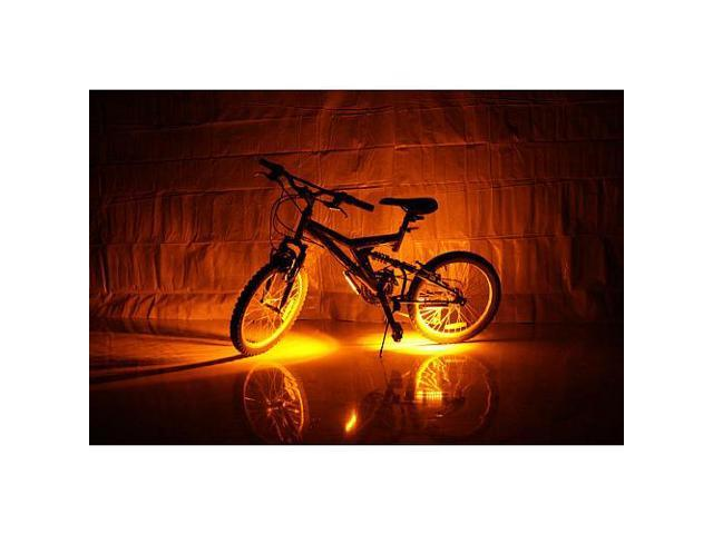 Bike Brightz - Mellow Yellow