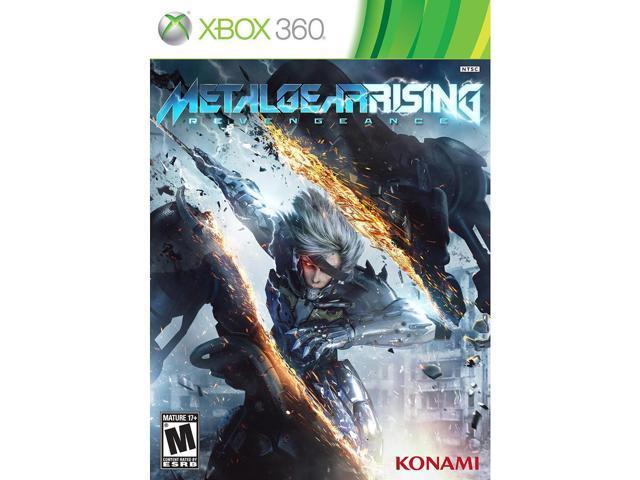 Metal Gear Rising: Revengeance for Xbox 360