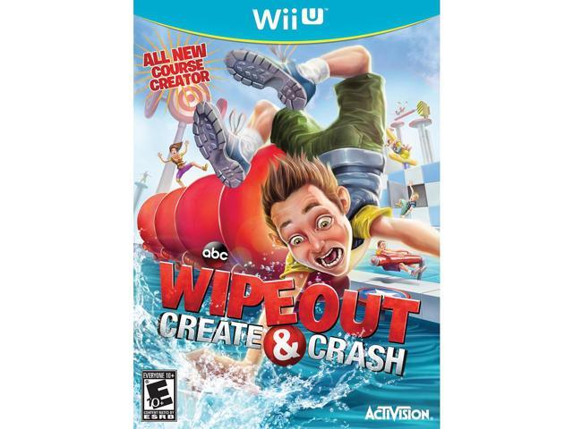Wipeout 4: Create & Crash for Nintendo Wii U