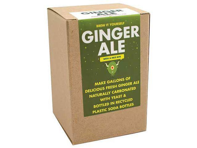 Brew It Yourself - Ginger Ale Kit