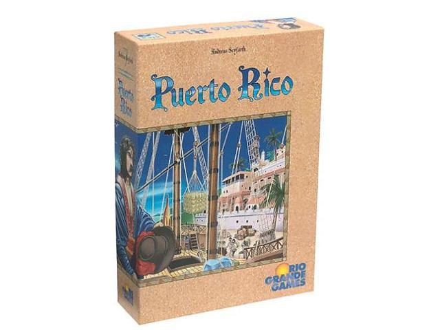 Puerto Rico Game