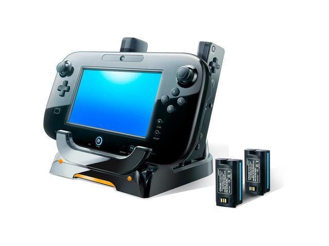 Nyko Nintendo Wii U Charge Station U (Black)