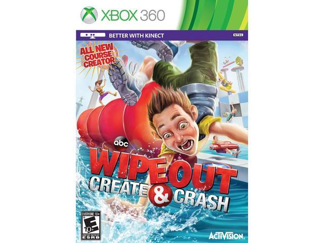Wipeout 4: Create & Crash for Xbox 360