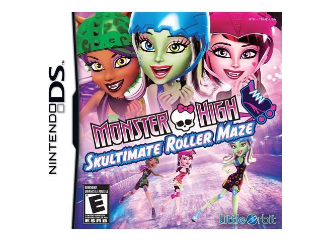 Monster High: Skultimate Roller Maze for Nintendo DS