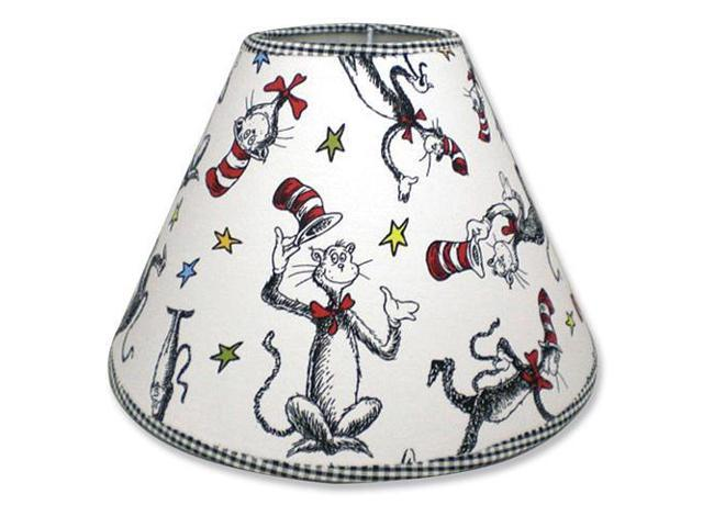 Trend Lab Lamp Shade - Dr. Seuss Cat In The Hat - 30044