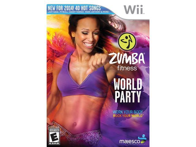 Zumba Fitness: World Party for Nintendo Wii