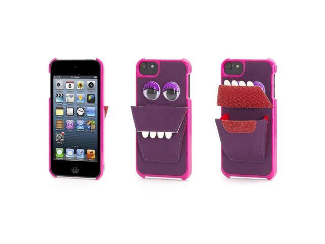 NommNomm iTouch 5th Gen Shell - Purple