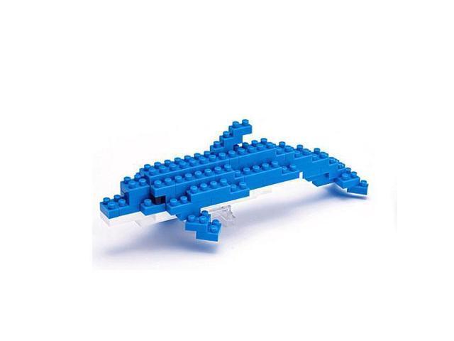NanoBlock Mini Figure - Dolphin