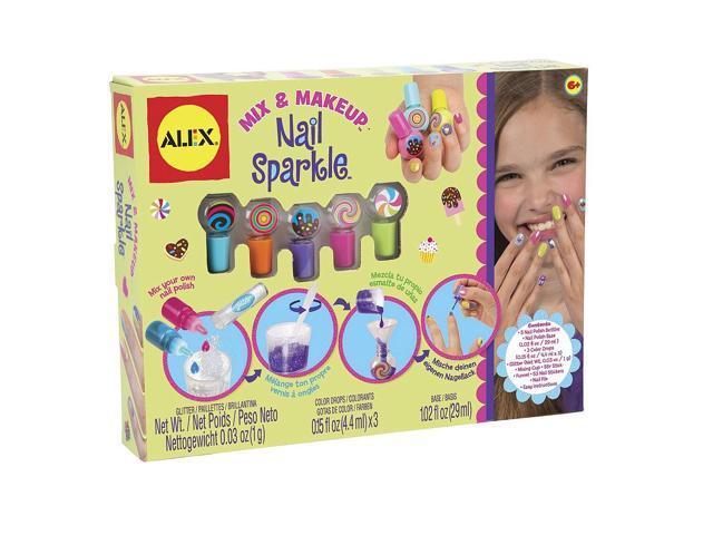 Alex Toys Mix & Make Up - Nail Sparkle