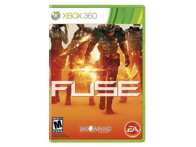 FUSE for Xbox 360