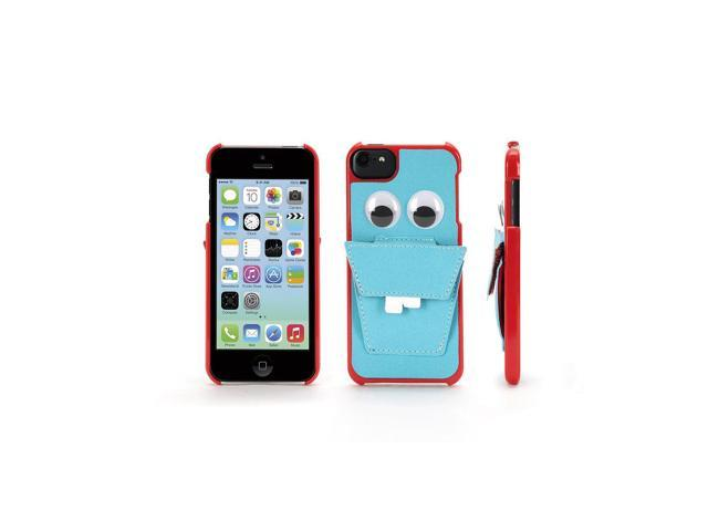 NommNomm iPod Touch 5 Case - Red