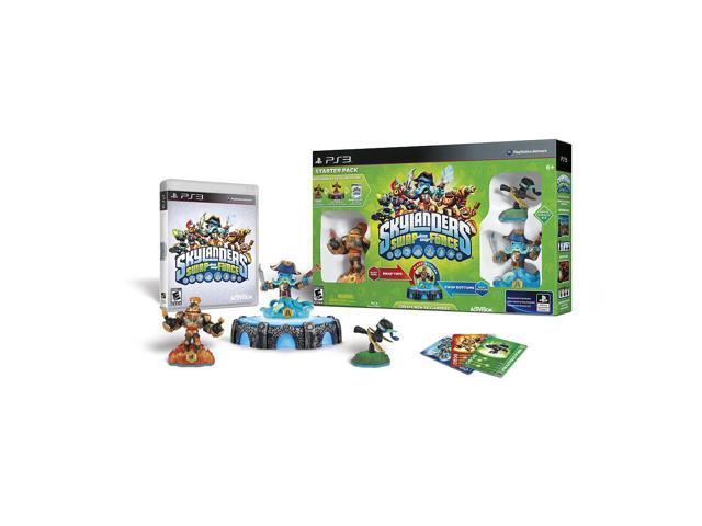Skylanders SWAP Force Starter Kit for Sony PS3