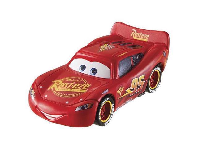 Cars 2 Lightning McQueen with Hudson Hornet Piston Cup