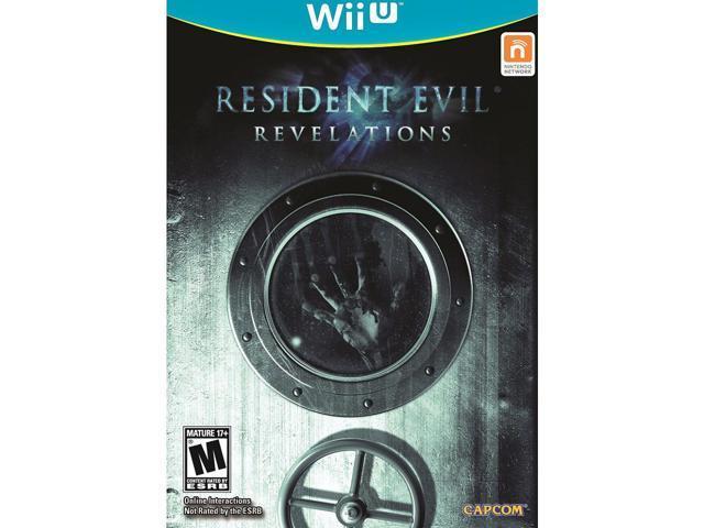 Resident Evil Revelations for Nintendo Wii U
