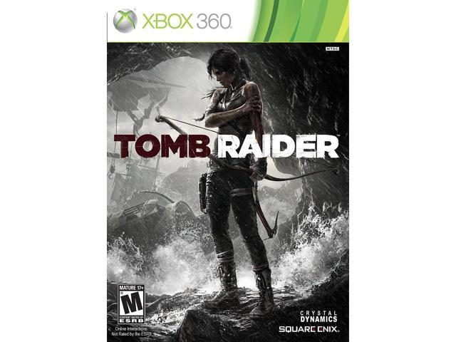 Tomb Raider for Xbox 360