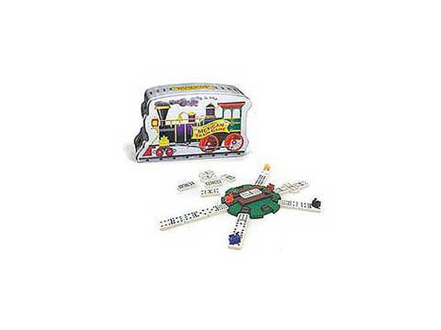 Mexican Train Game in a Collectible Tin