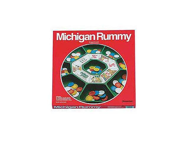 Michigan Rummy Game