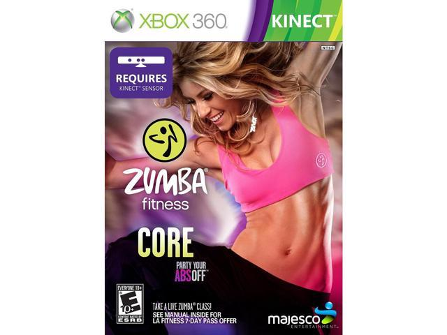 Zumba Fitness Core for Xbox 360 Kinect