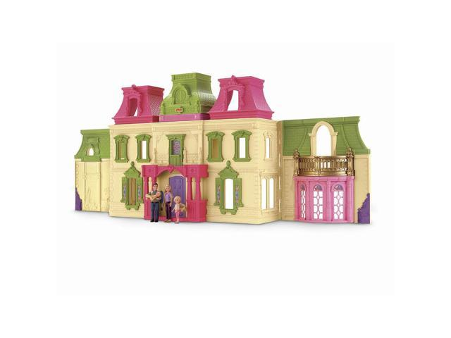 Fisher-Price Loving Family Dream Dollhouse #zMC