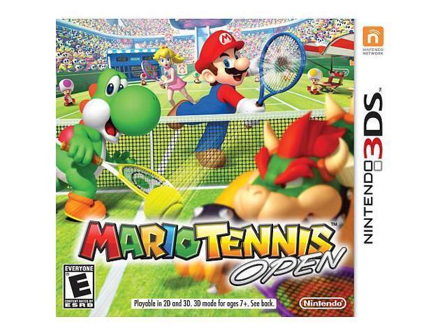 Mario Tennis Open for Nintendo 3DS