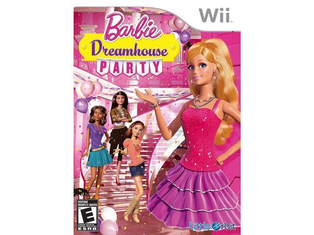 Barbie Dreamhouse Party for Nintendo Wii