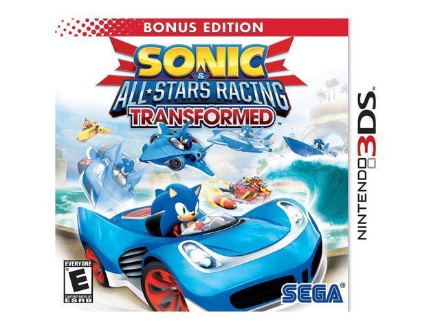 Sonic & All-Stars Racing Transformed: Bonus Edition for Nintendo 3DS