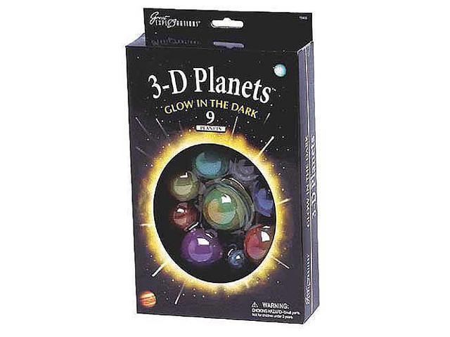 3-D Planets Set