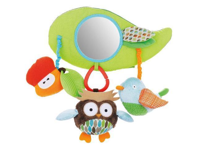 Skip Hop Treetop Friends Stroller Activity Toy - Green