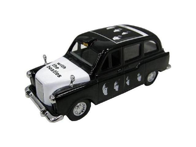 The Beatles Famous Album Cover Diecast Taxi - With The Beatles