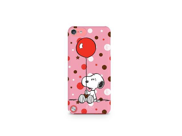 Snoopy Case for 5th Gen iPod Touch - Pink