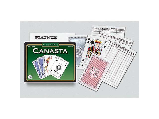 Canasta Double Deck Card Set