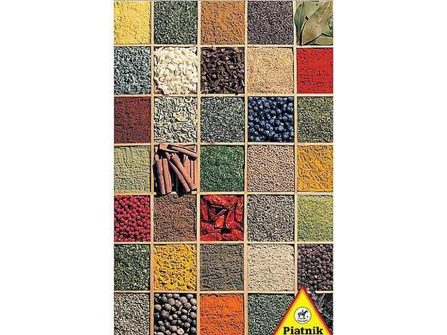 Spices Jigsaw Puzzle - 1000-Piece