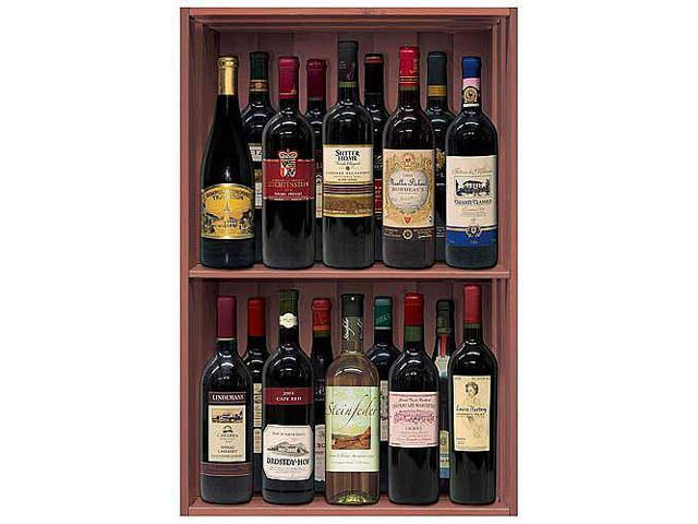 Wine Jigsaw Puzzle - 1000-Piece