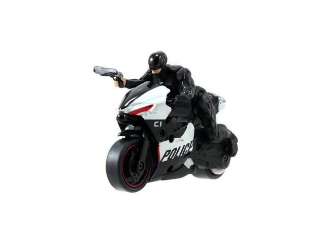 Robocop Pullback Cycle with Figure