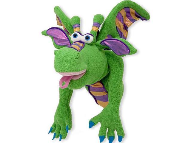 Melissa & Doug Gleam the Dragon Plush Puppet