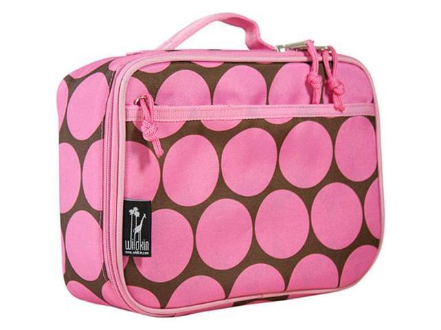 Wildkin Lunch Box - Pink Big Dots