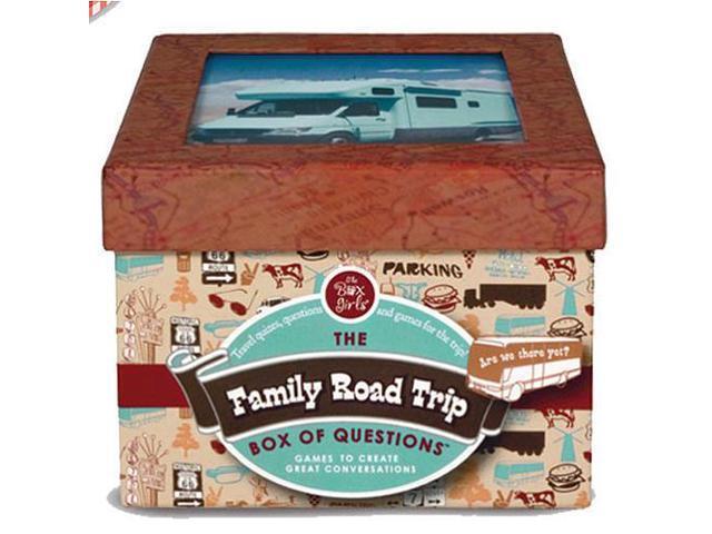 Melissa & Doug Family Road Trip Game