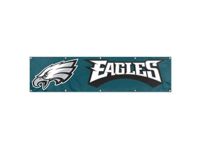 The Party Animal NFL 8 foot Banner - Philadelphia Eagles