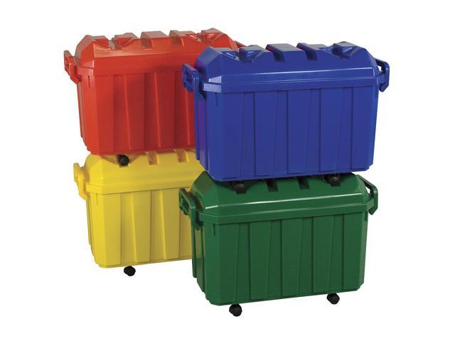 Stackable Storage Trunks - 4-Pack