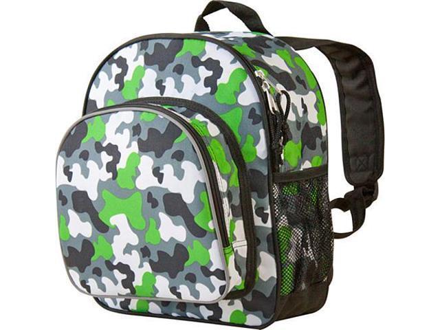 Wildkin Pack 'n Snack Backpack - Camouflage