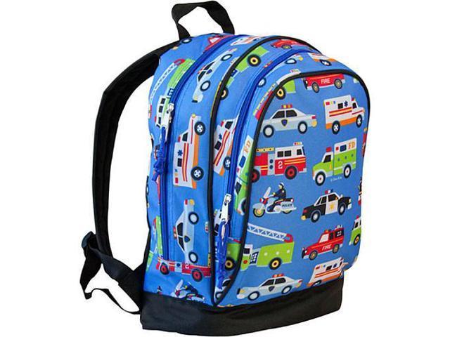 Wildkin Sidekick Backpack - Olive Kids Heroes