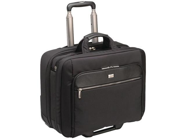 "Case Logic CLRS-117 17"" Security Friendly Rolling Notebook Case"