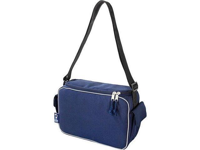 Wildkin Keep it Cooler Lunch Box - Whale Blue