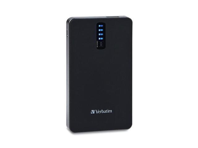 Verbatim Dual USB Power Pack Charger